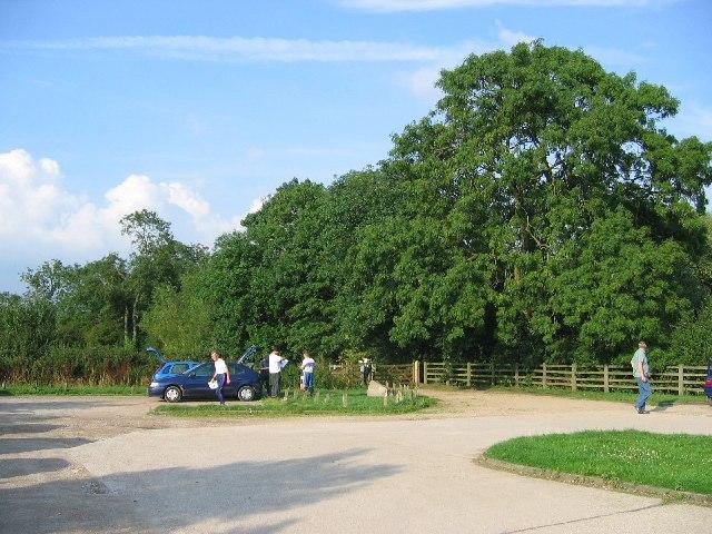 Fosseway Car Park Stow