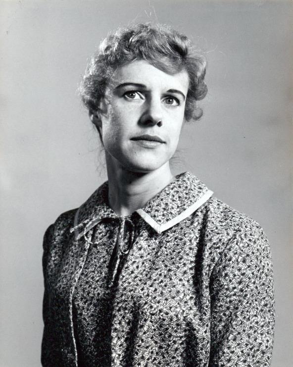 Photo Frances Sternhagen via Opendata BNF