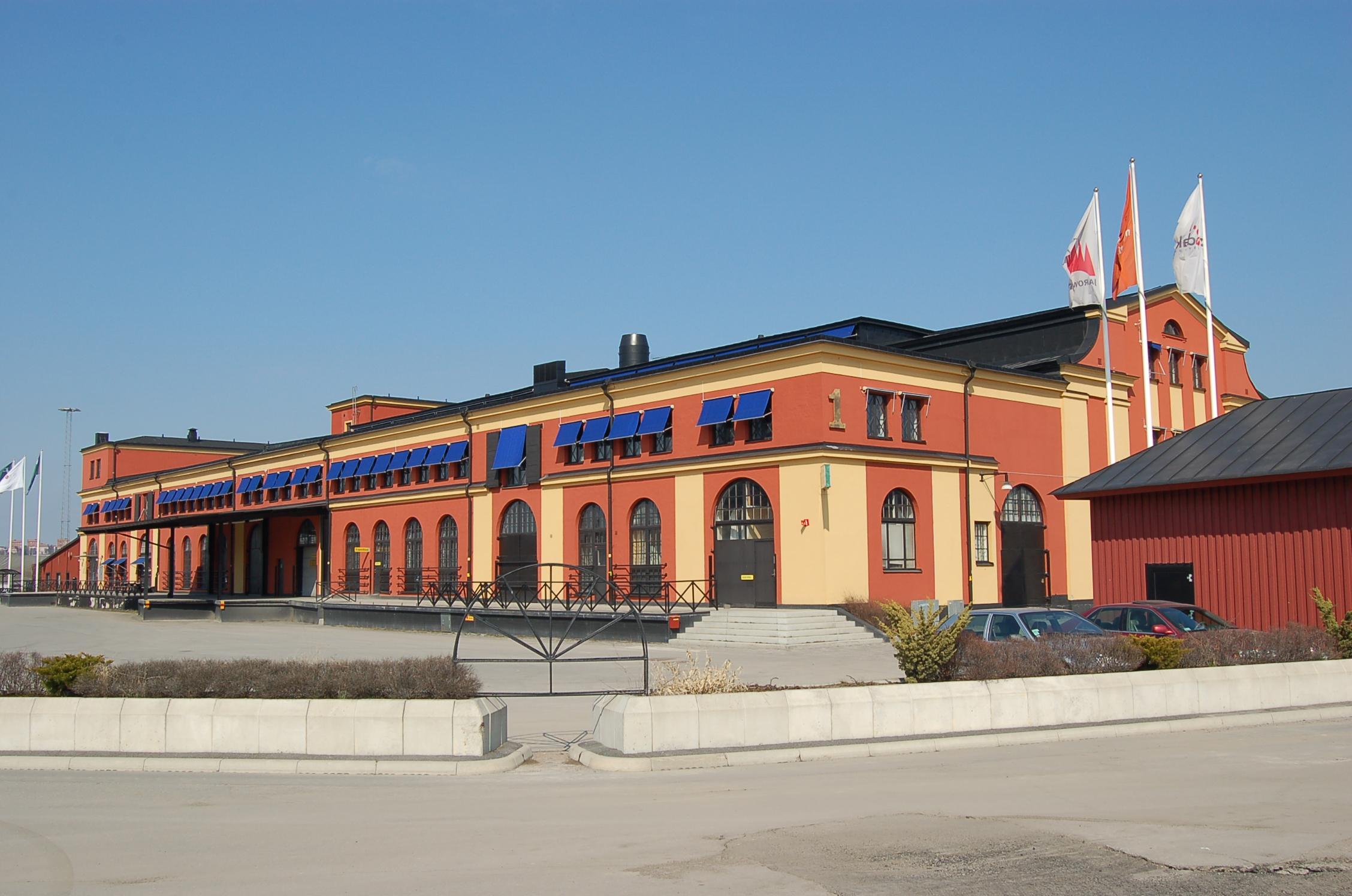 frihamnen stockholm