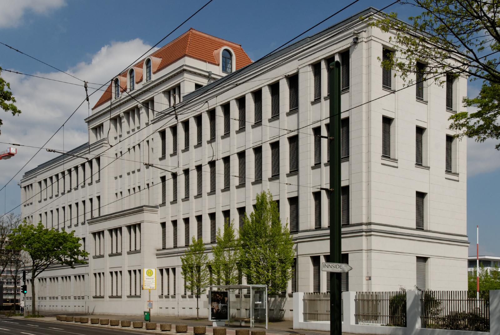 Image result for Rheinmetall Allee 1 in Duesseldorf