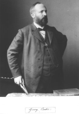 Georg Cantor 1894