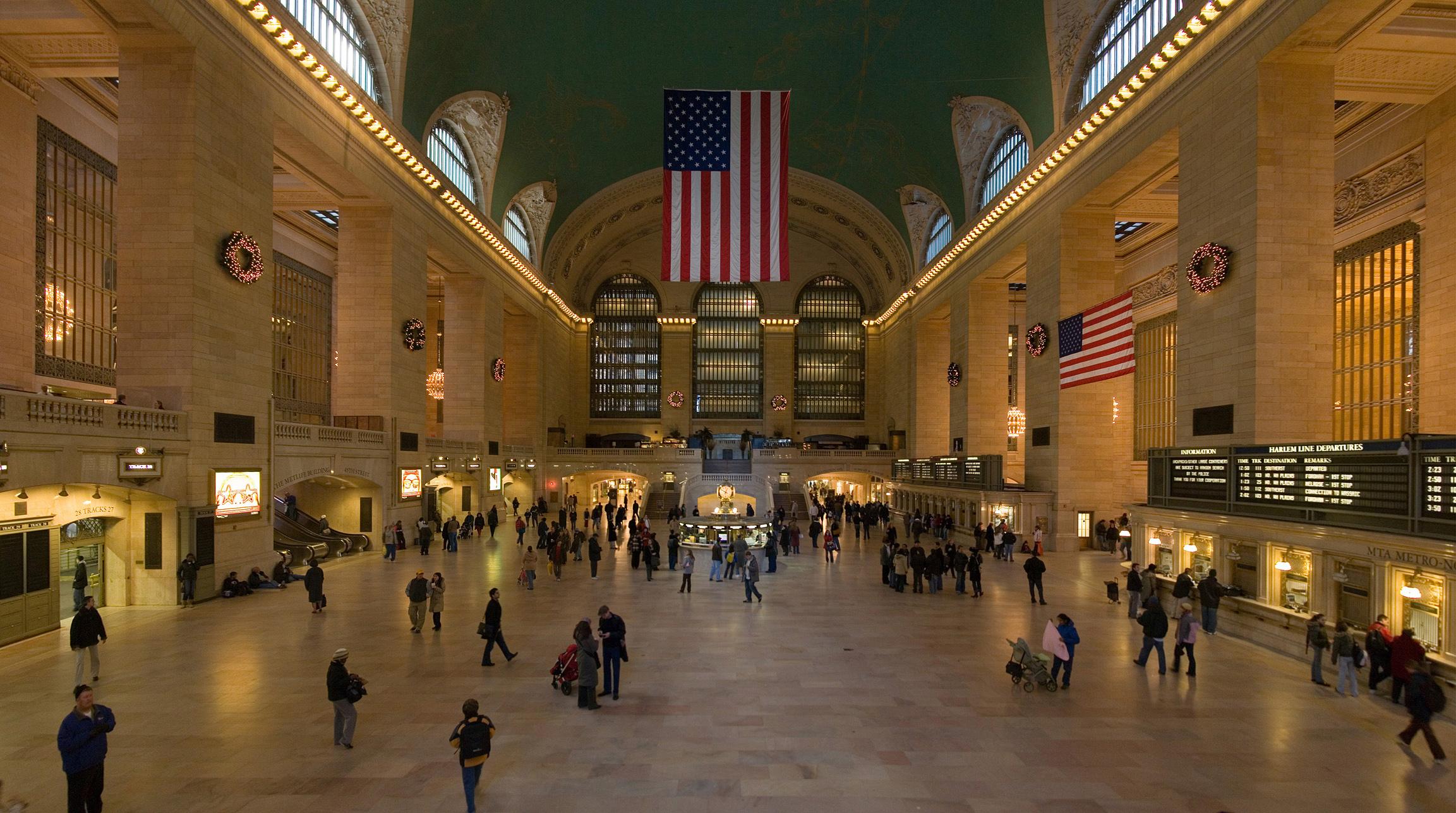 La estacion de trenes mas grande del mundo