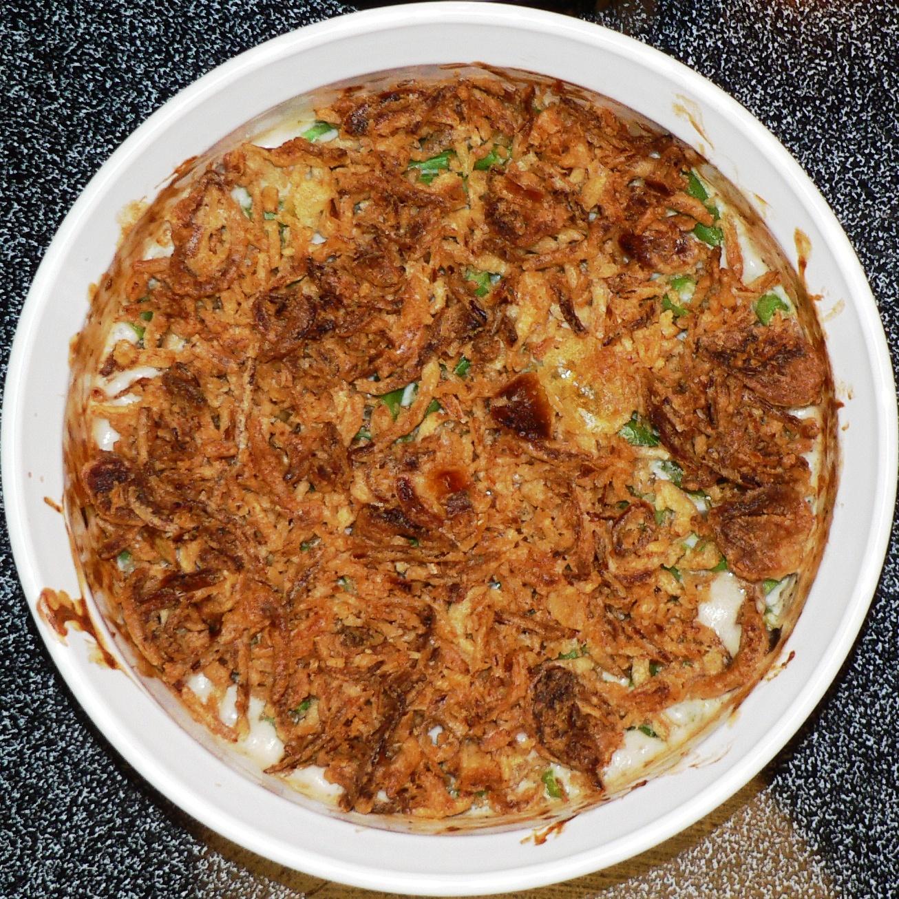 Green Bean Casserole Of Poor Man S Gourmet Kitchen