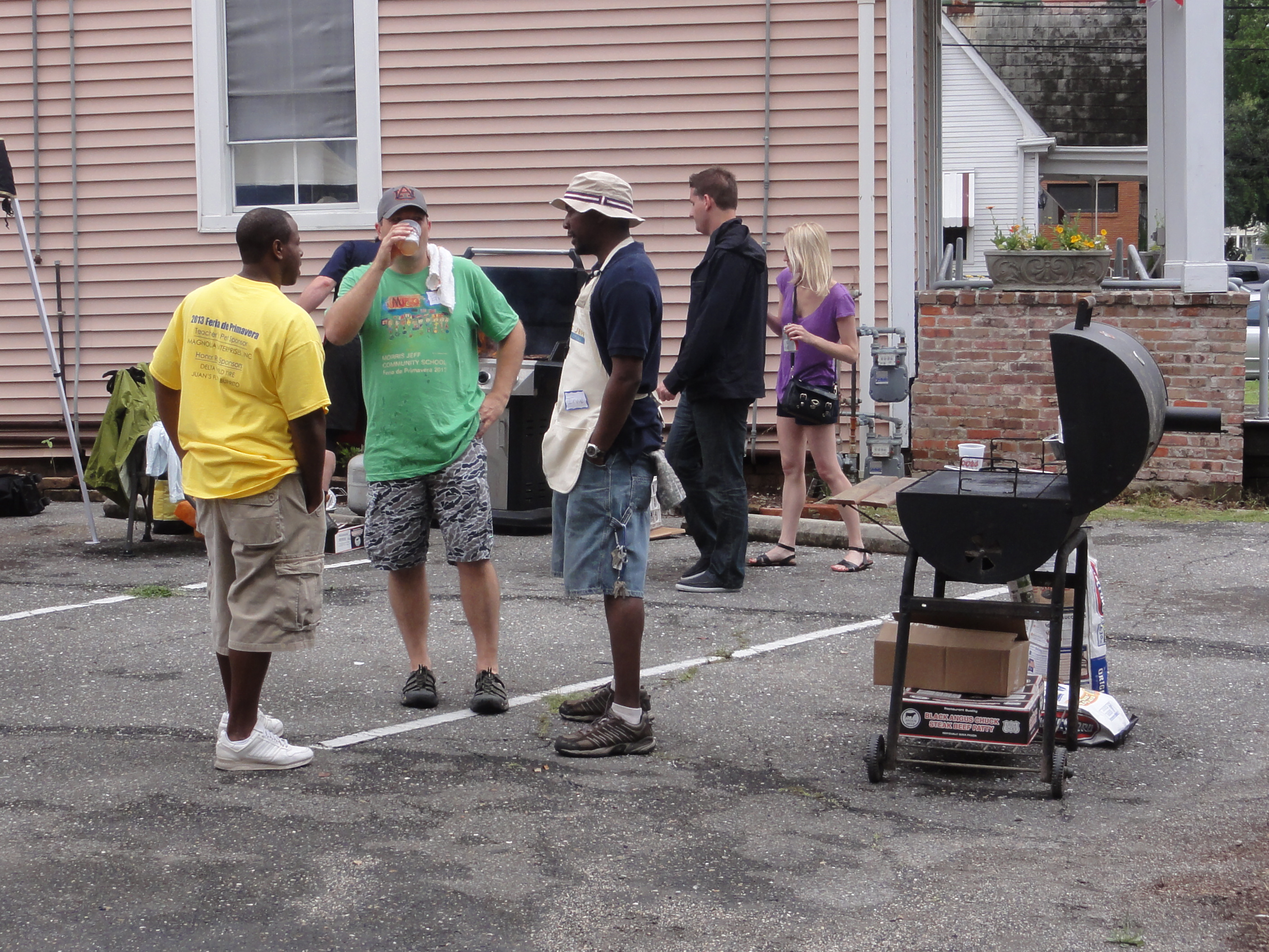 New Orleans Mid City File:grilling in Mid-city New