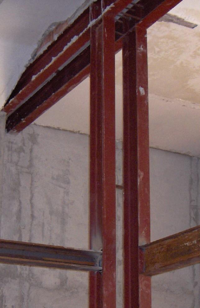 Acciaio strutturale wikipedia - Pilastro portante ...