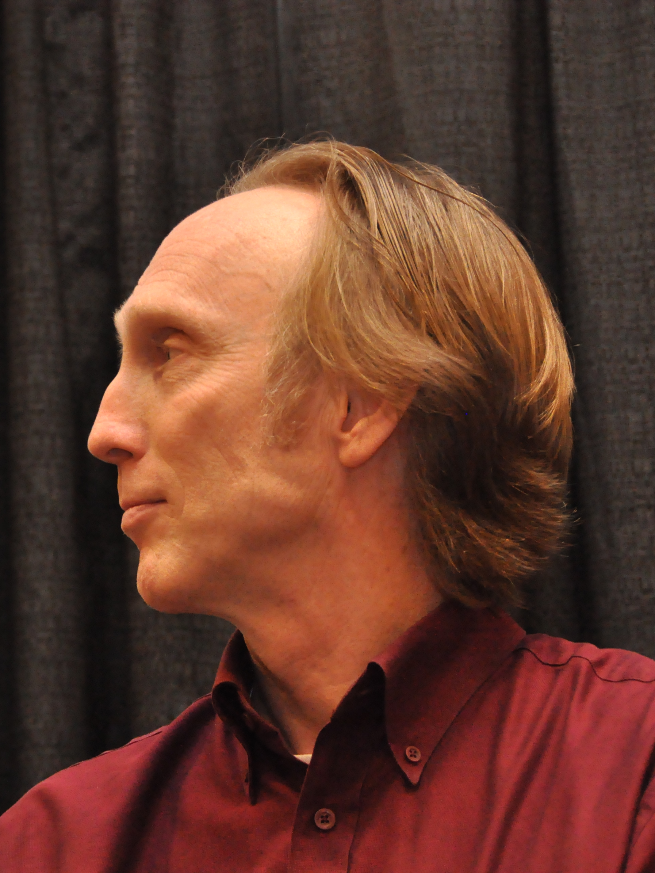 Selick on a panel at South by Southwest in March 2009