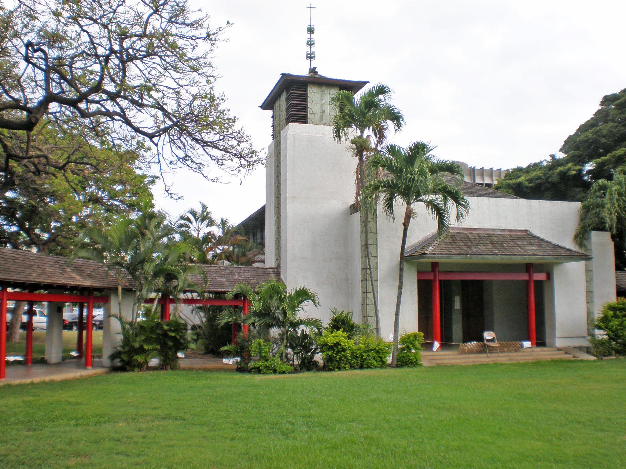 Church of the Crossroads - Wikipedia