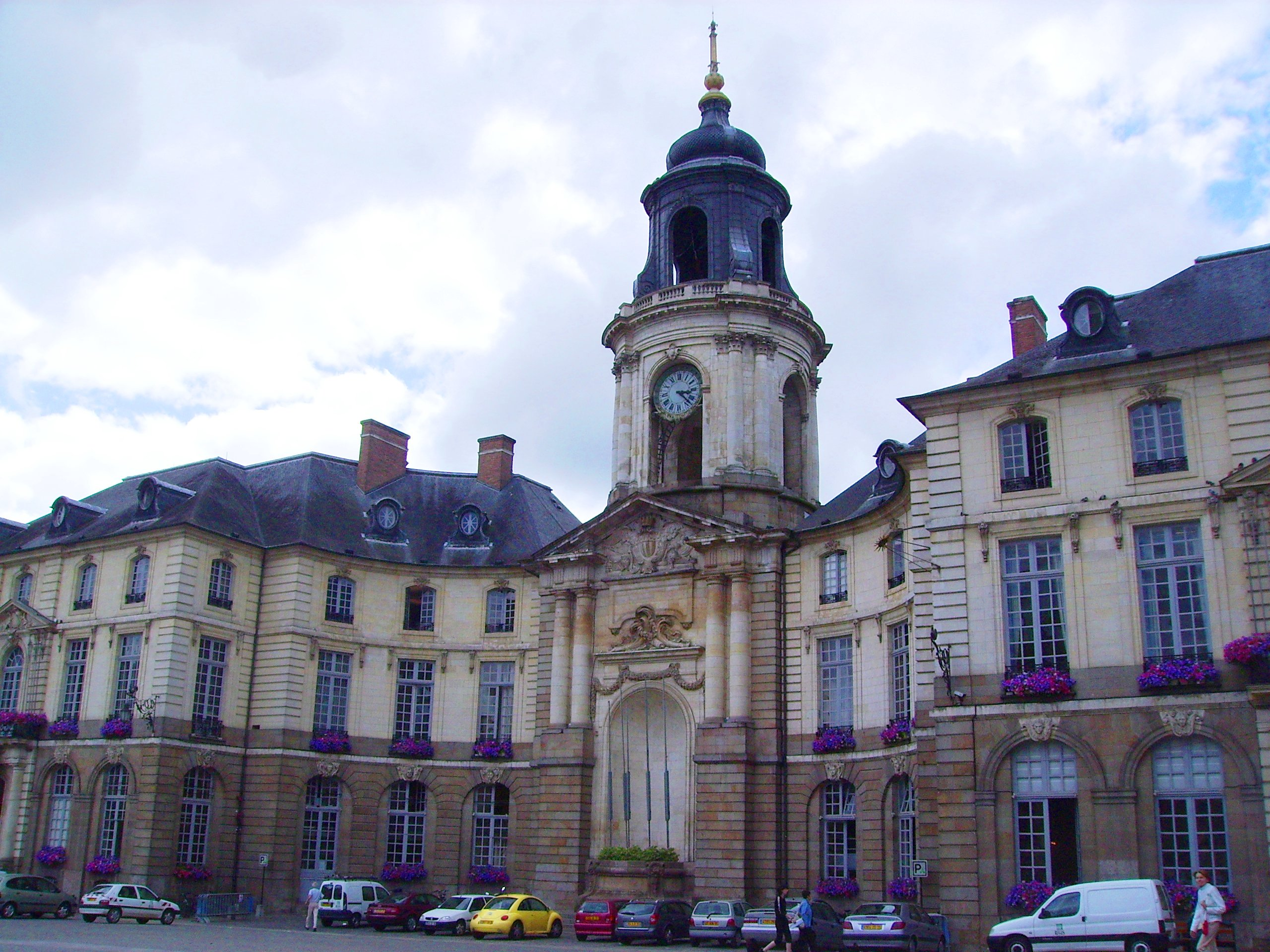 file hotel de ville rennes jpg wikimedia commons. Black Bedroom Furniture Sets. Home Design Ideas