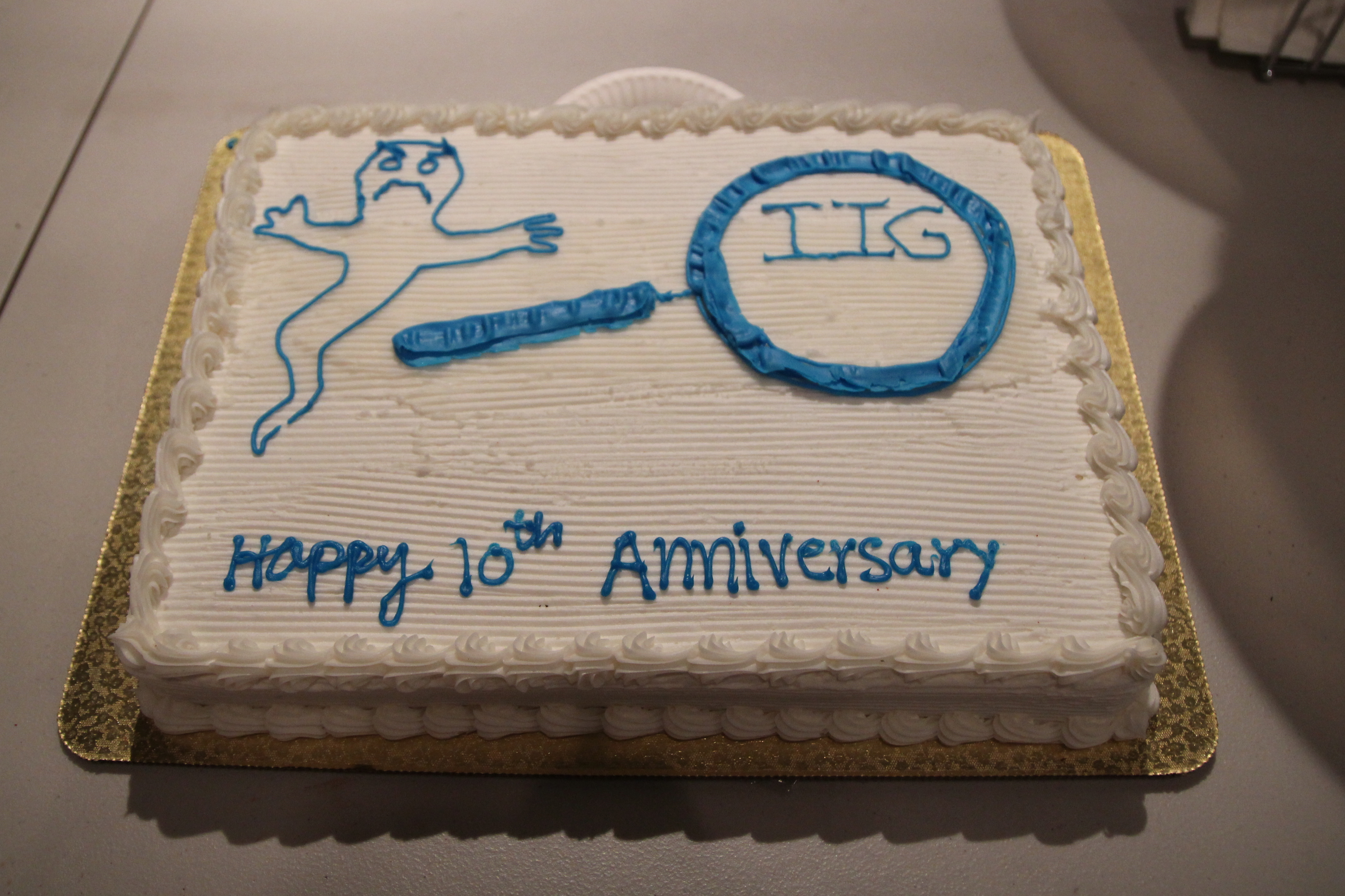 10Th Anniversary Cakes submited images