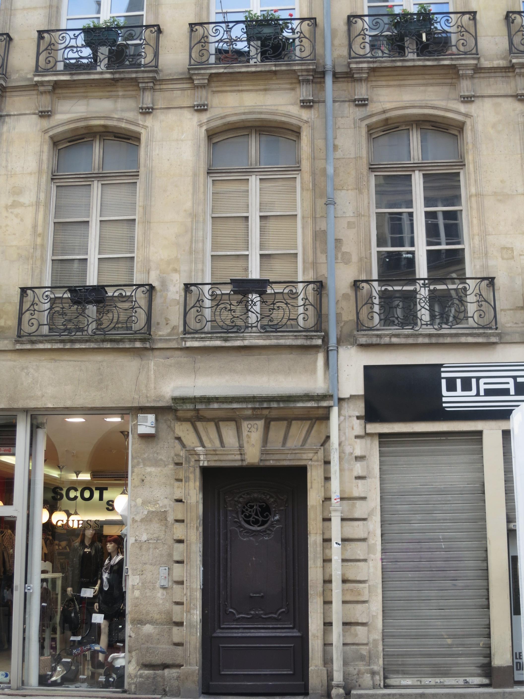 29 Rue De La Ferronnerie file:immeuble au 29 rue de la ferronnerie - wikimedia