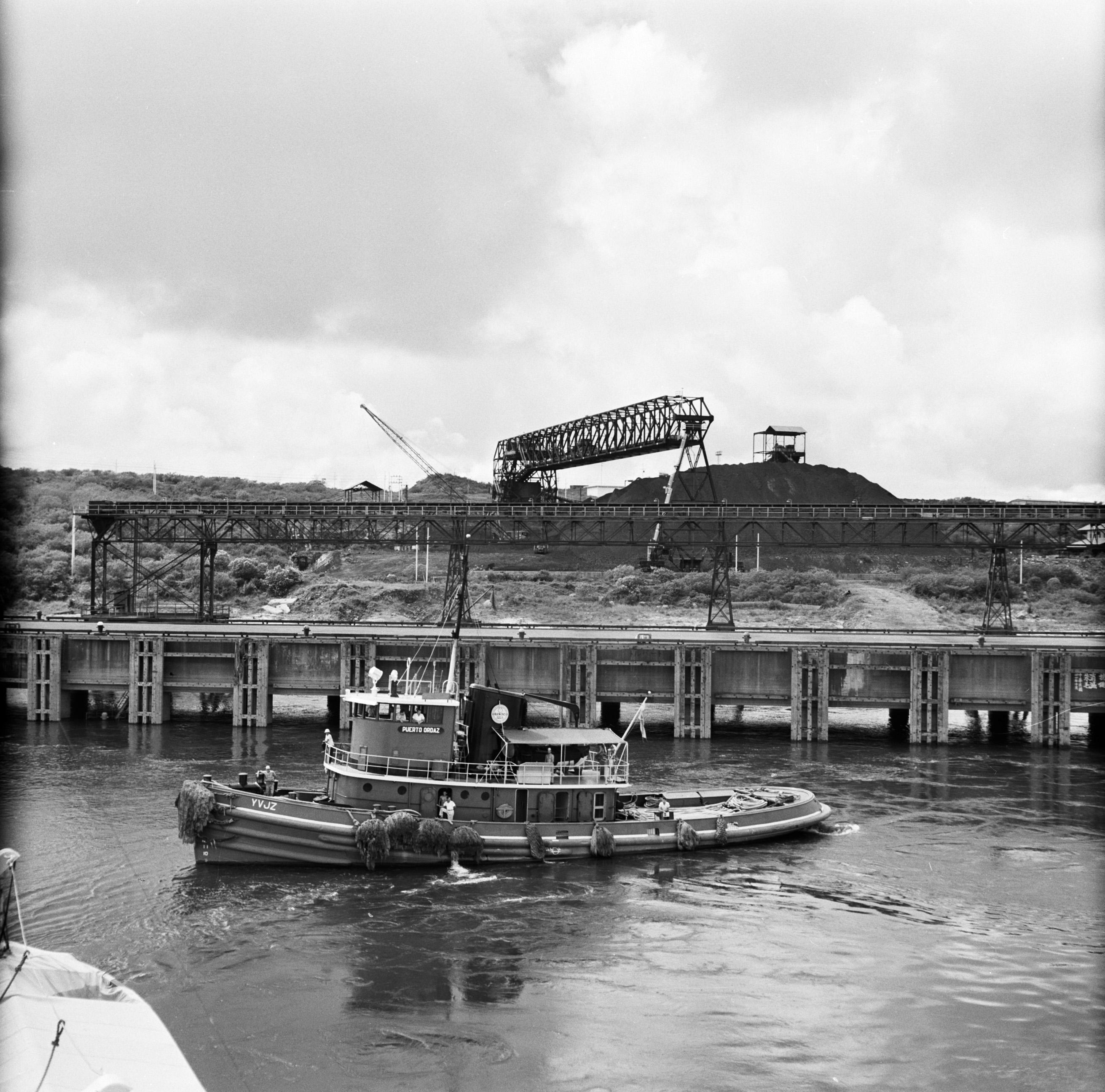 orinoco mining company