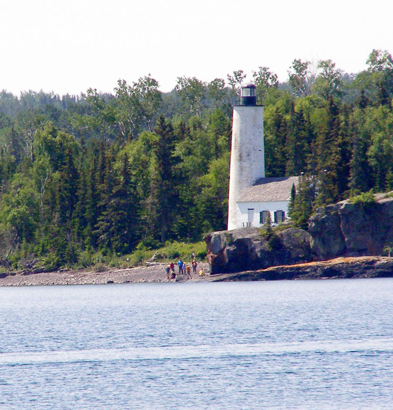 Isle Royale Lighthouse