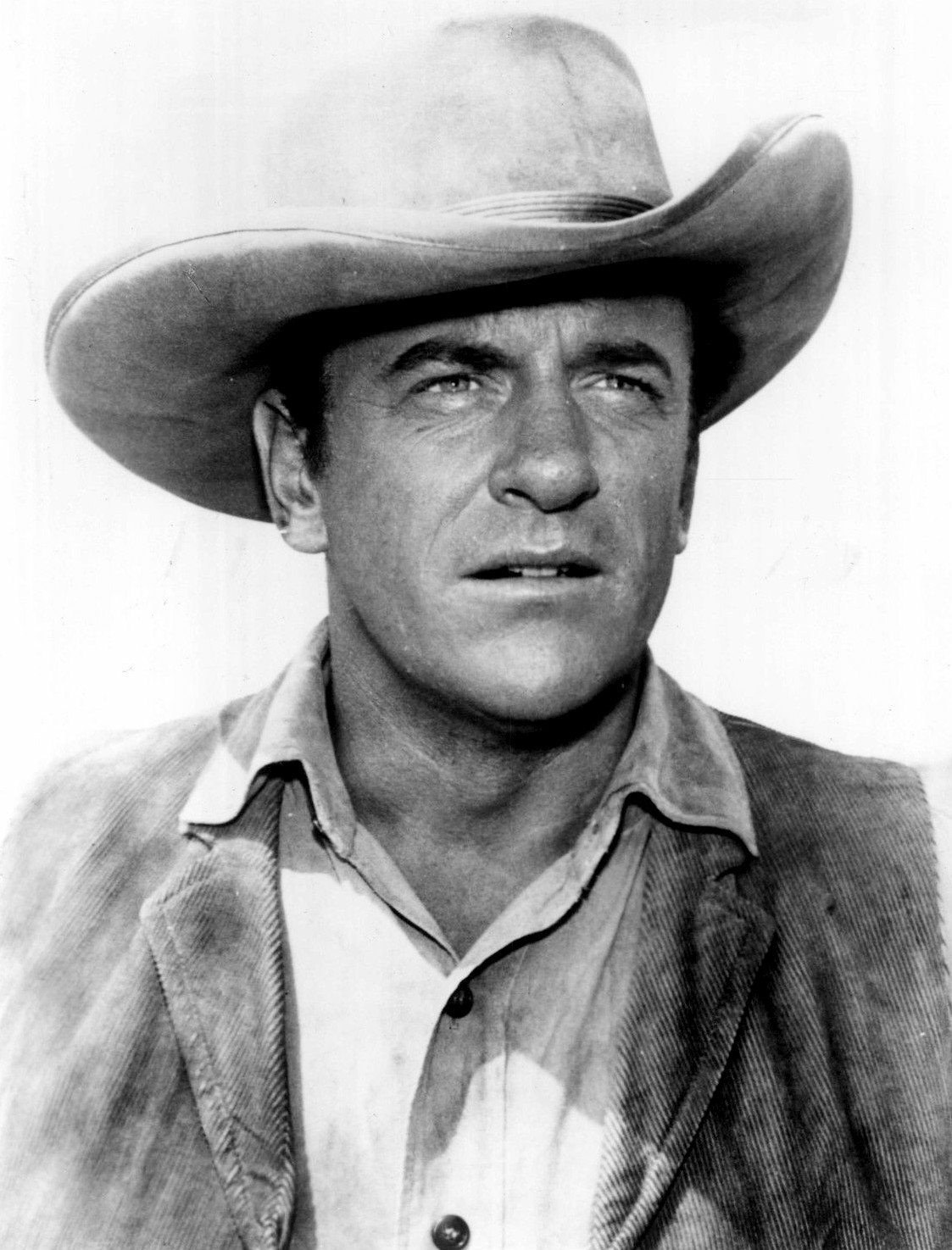 James Arness Arness as Dillon