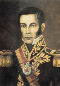 José Miguel de Velasco 4th President of Bolivia