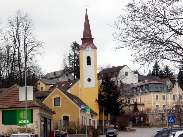 Találjon vonatjáratot Waidhofen an der Thaya - Linz között
