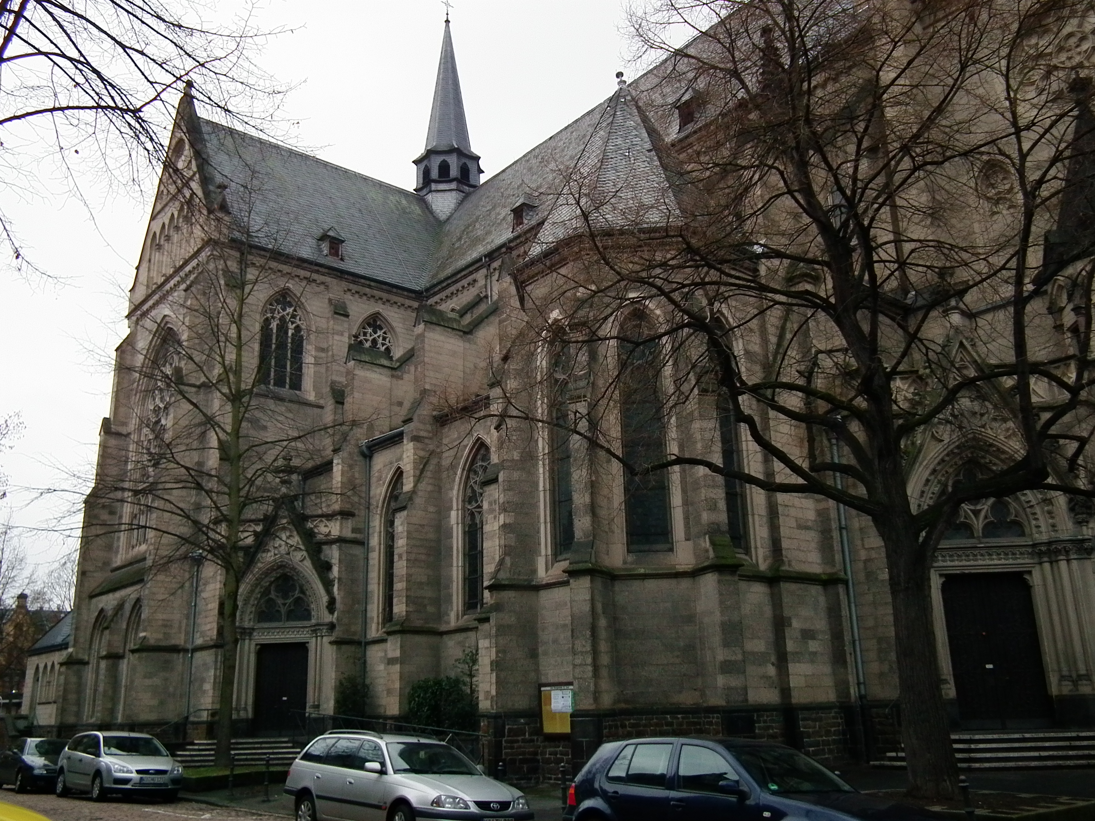 File:Katholische Kirche St Josef Koblenz.JPG - Wikimedia