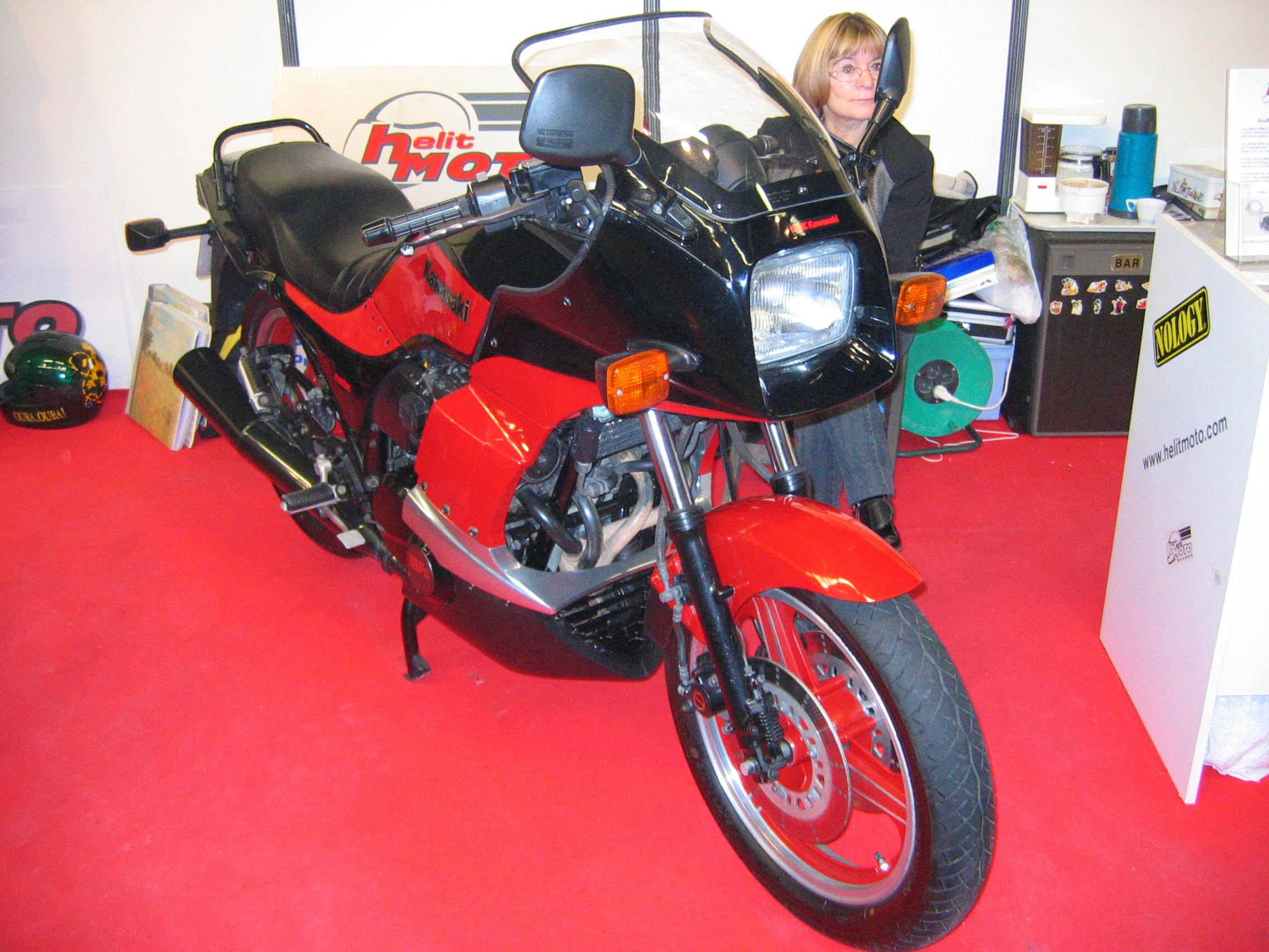 Kawasaki GPZ750 Turbo - Wikipedia