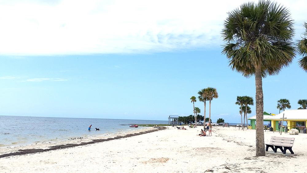 Keaton Beach Fl Tide Chart