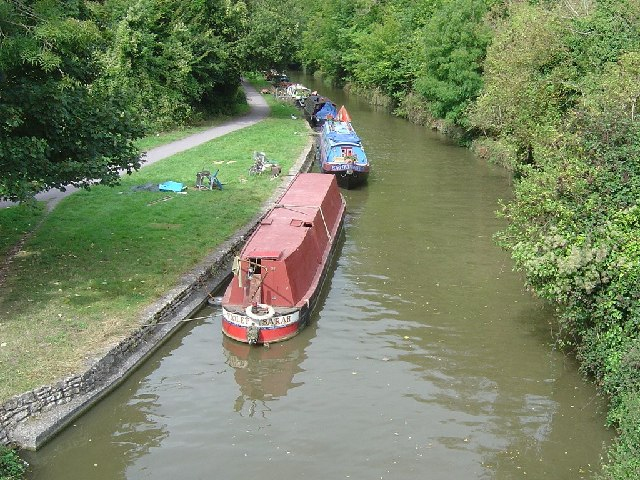 Kennet and Avon Canal - geograph.org.uk - 87363