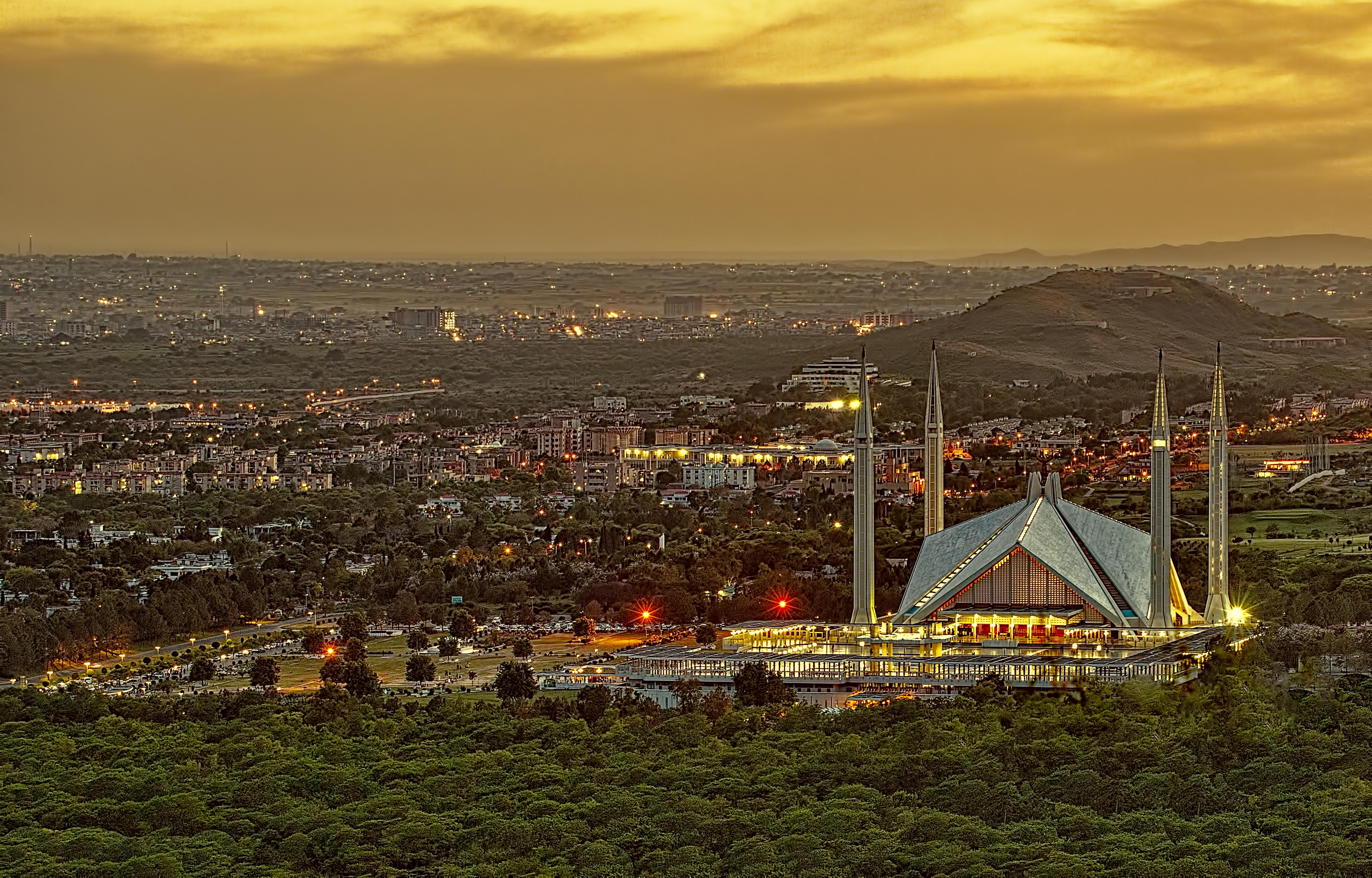 Islamabad–Rawalpindi metropolitan area - Wikipedia