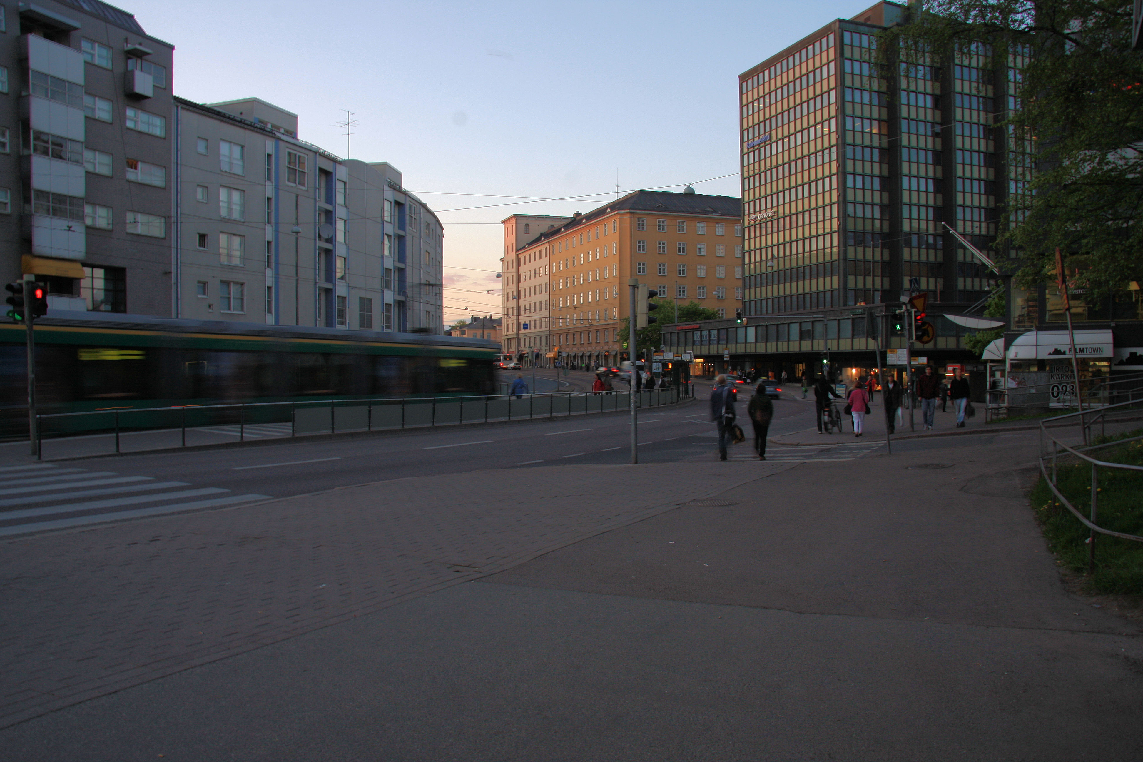 Helsinki Kurvi