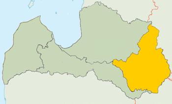 Latgale LocMap