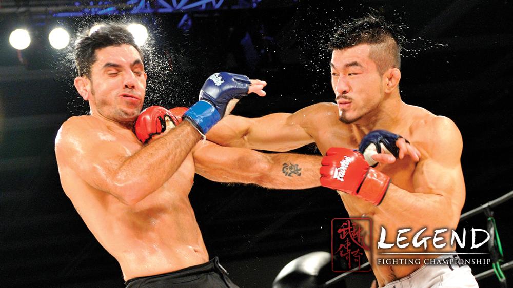 Трудния живот на професионалните бойци в Китай