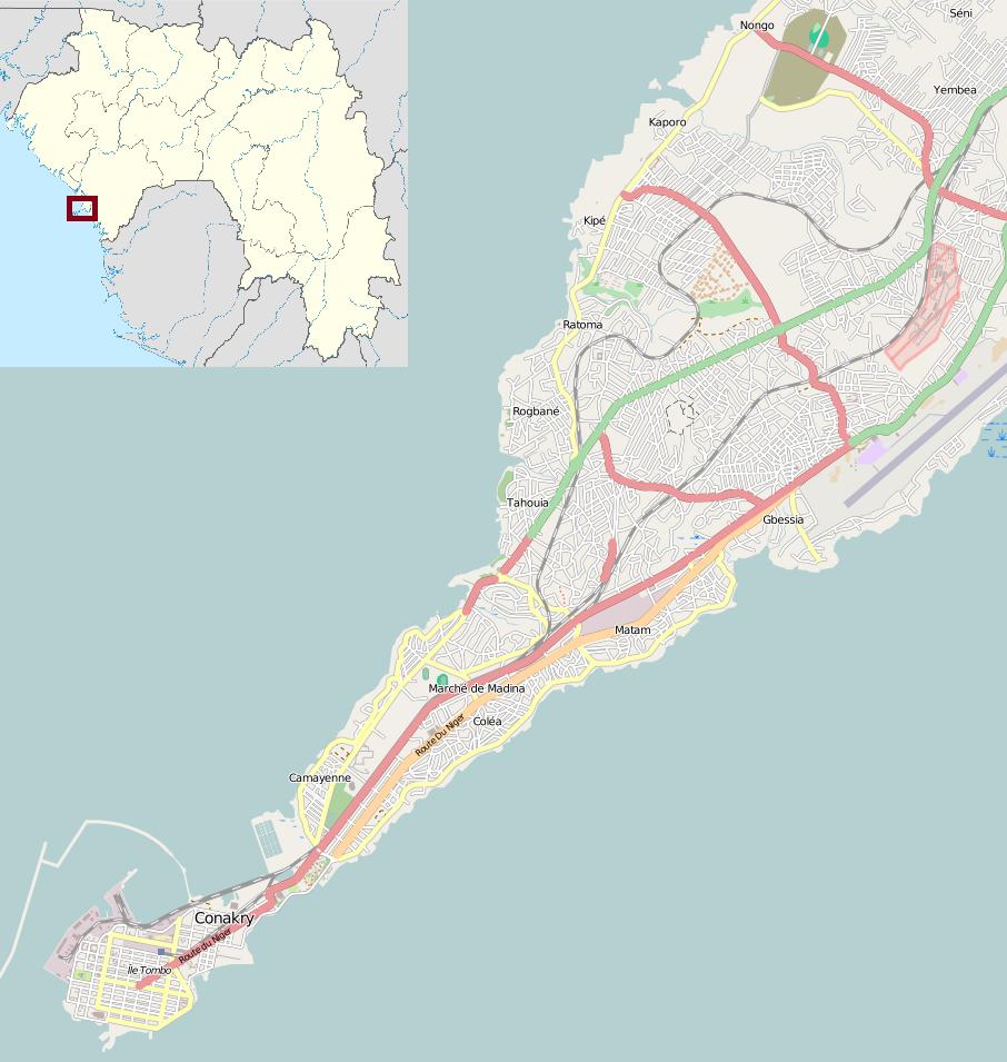 Ignace Deen Hospital Wikipedia