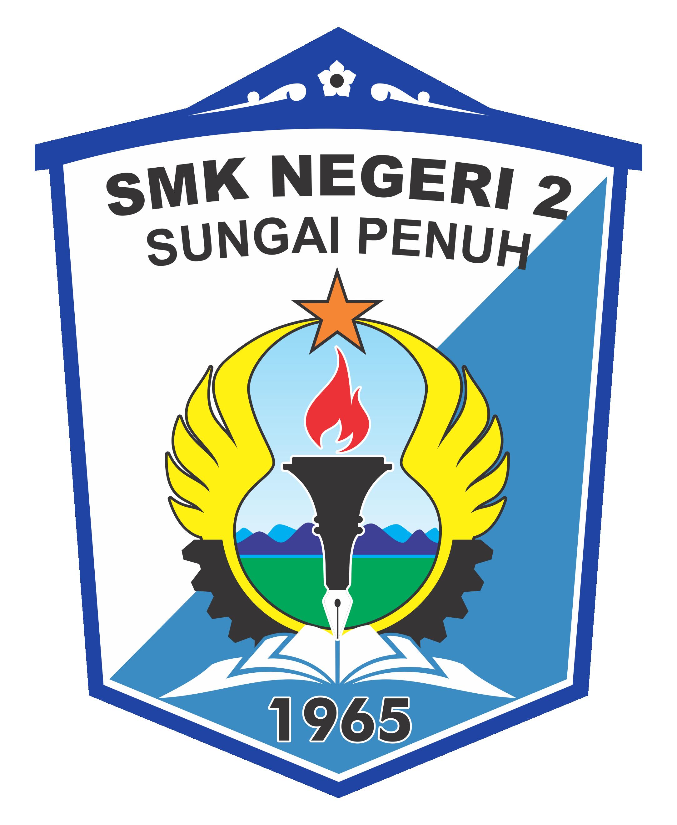 File Logo Smk Negeri 2 Sungai Penuh Png Wikimedia Commons