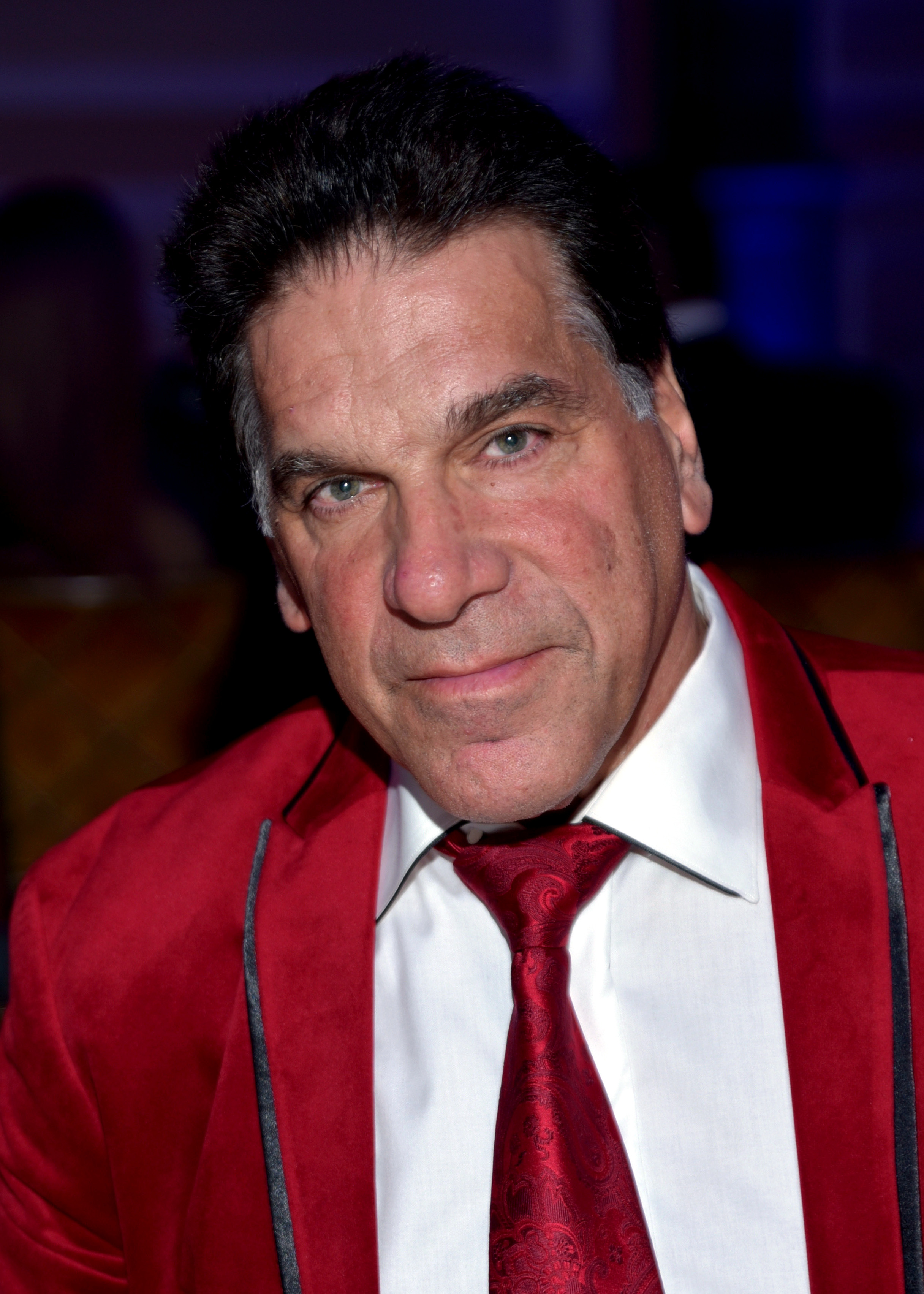 Ferrigno in Hollywood California on December 12, 2018