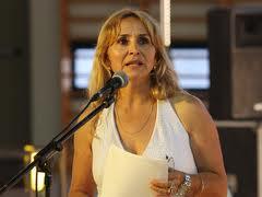 Lydia Hatuel-Czuckermann fencer