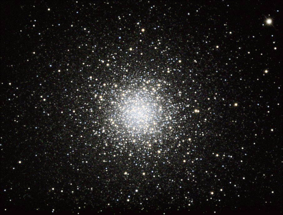 Messier object M3 star cluster