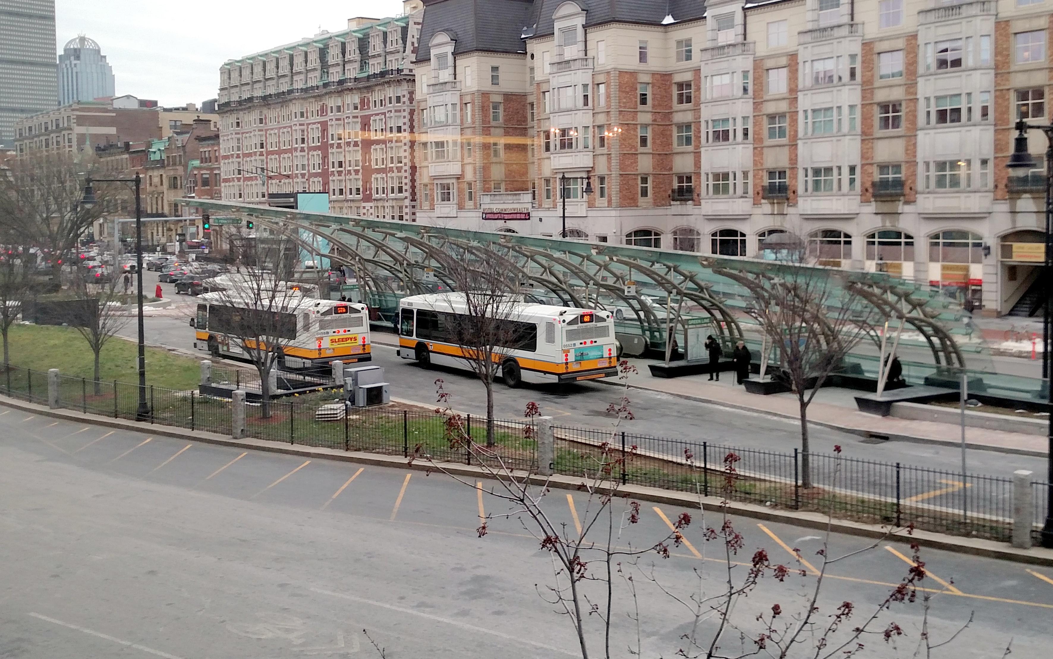 Mtb Subway Map Boston.Kenmore Station Wikipedia