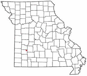 Bona, Missouri Unincorporated community in Missouri