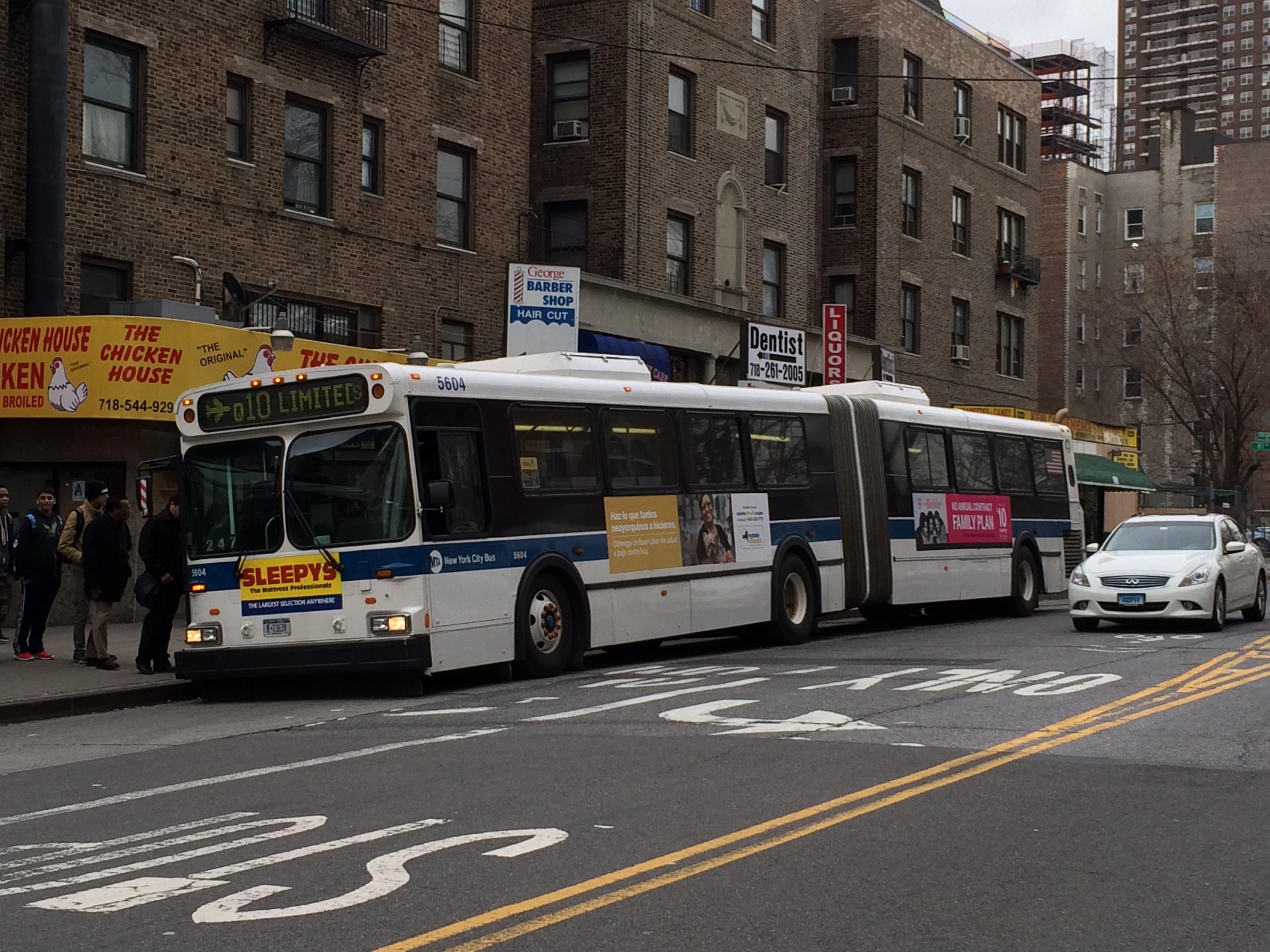 Long Island Bus Schedule