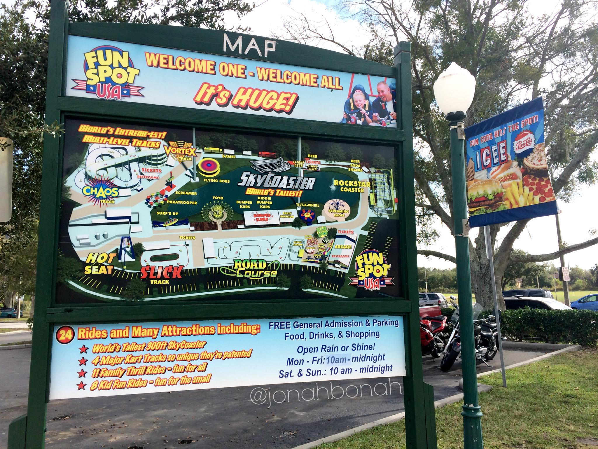 Kissimmee Florida Map.File Map Of Fun Spot America In Kissimmee Fl 15894516845 Jpg