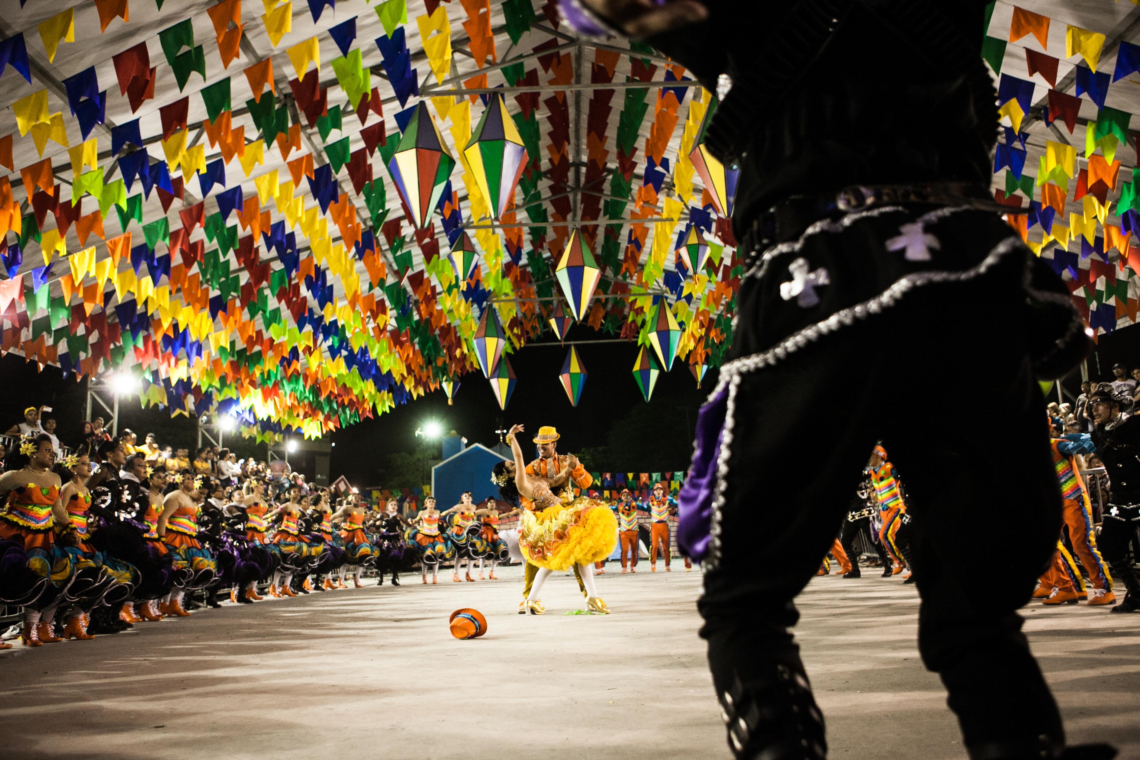 São João de Caruaru - Festas Juninas pelo Brasil