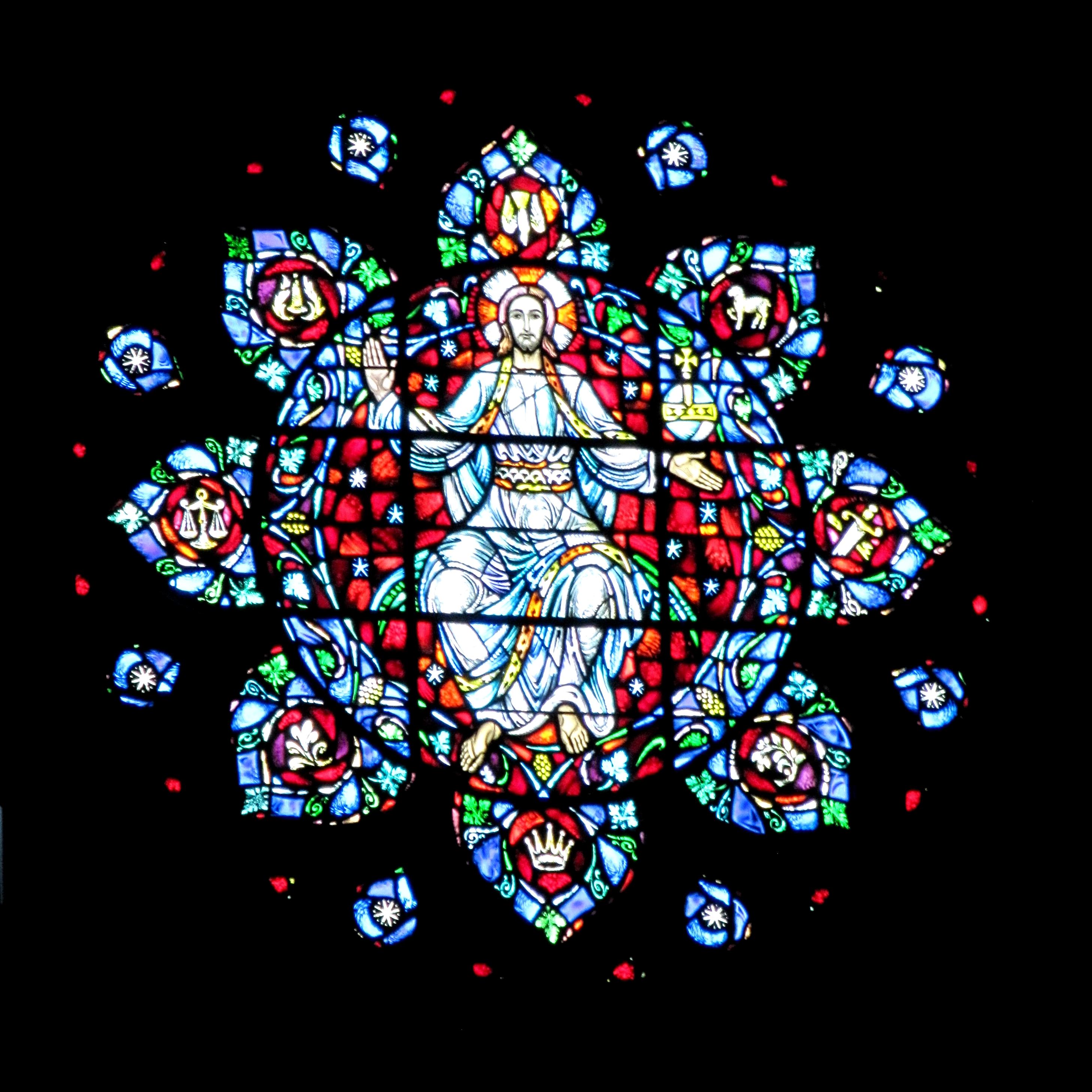 Mandala w Uniwestecie Bostońskim, fot. John Stephen Dwyer