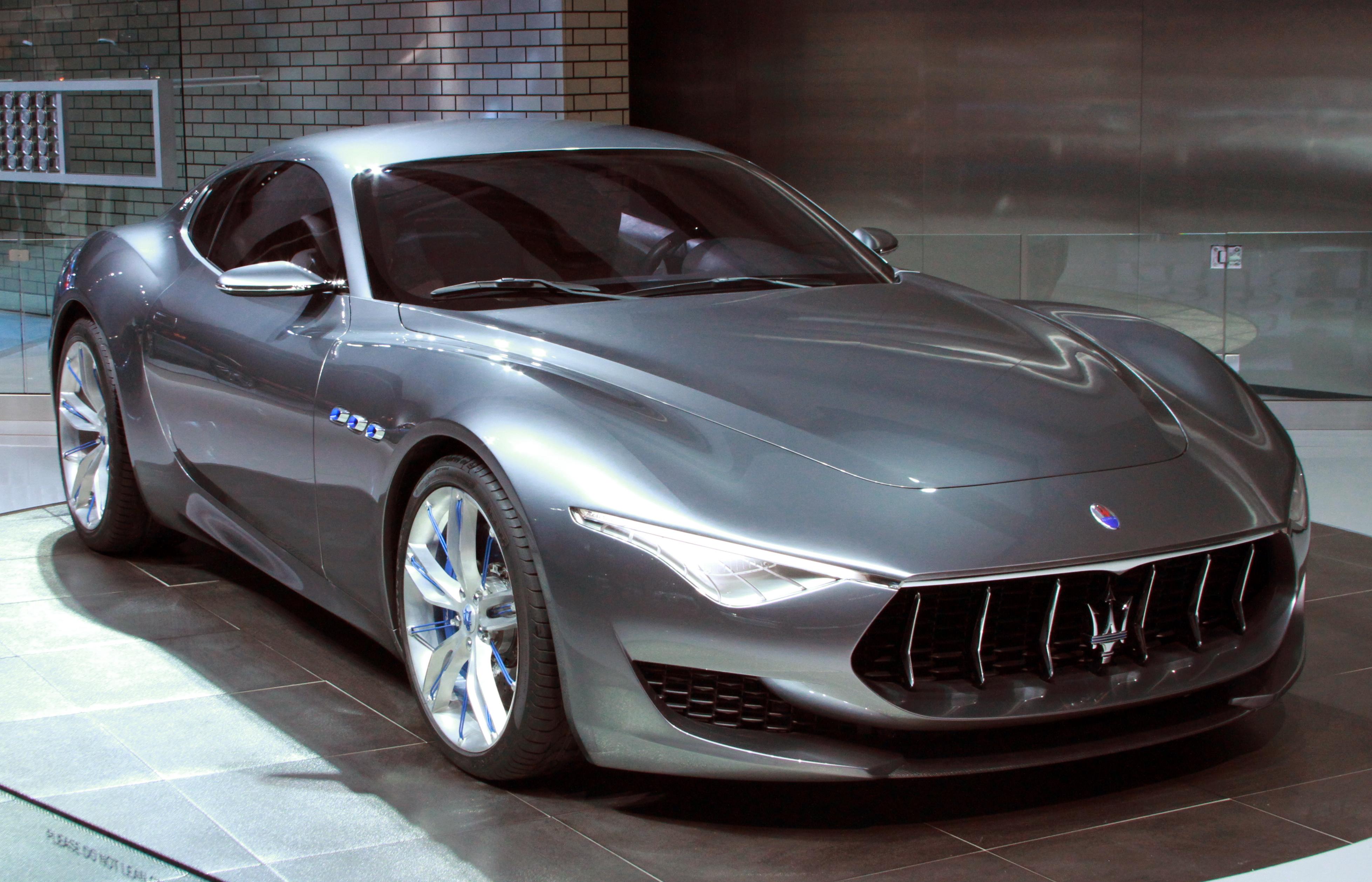 Maserati Alfieri Wikipedia