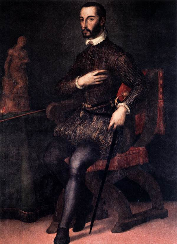 Risultati immagini per Francesco I de' Medici