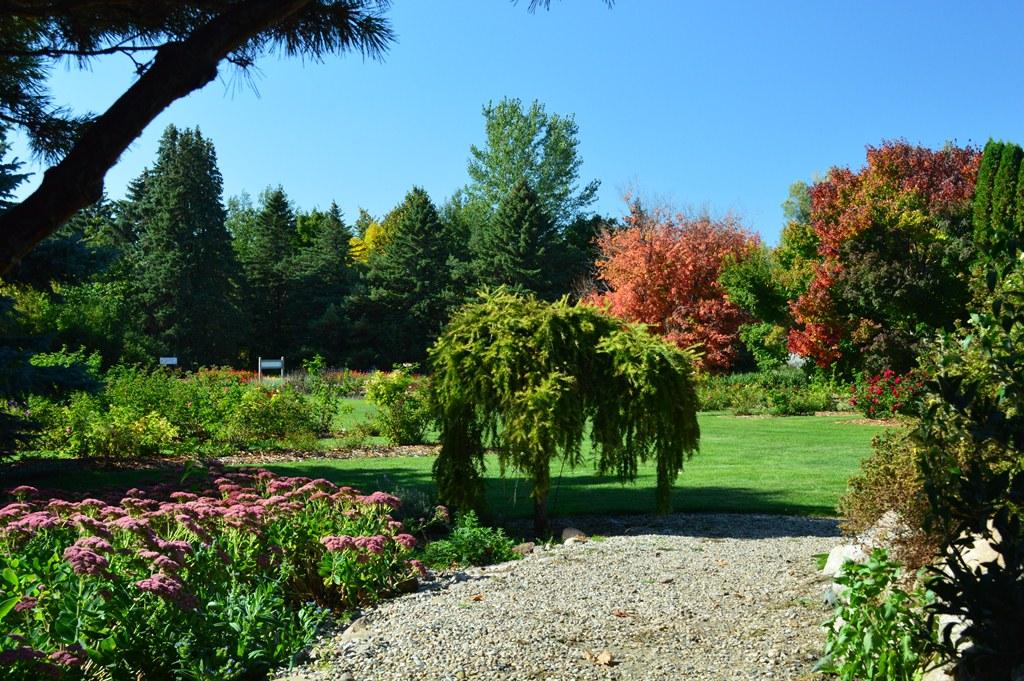 Mccrory Gardens And South Dakota Arboretum Wikipedia