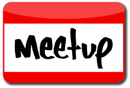 Image result for meetup logo png