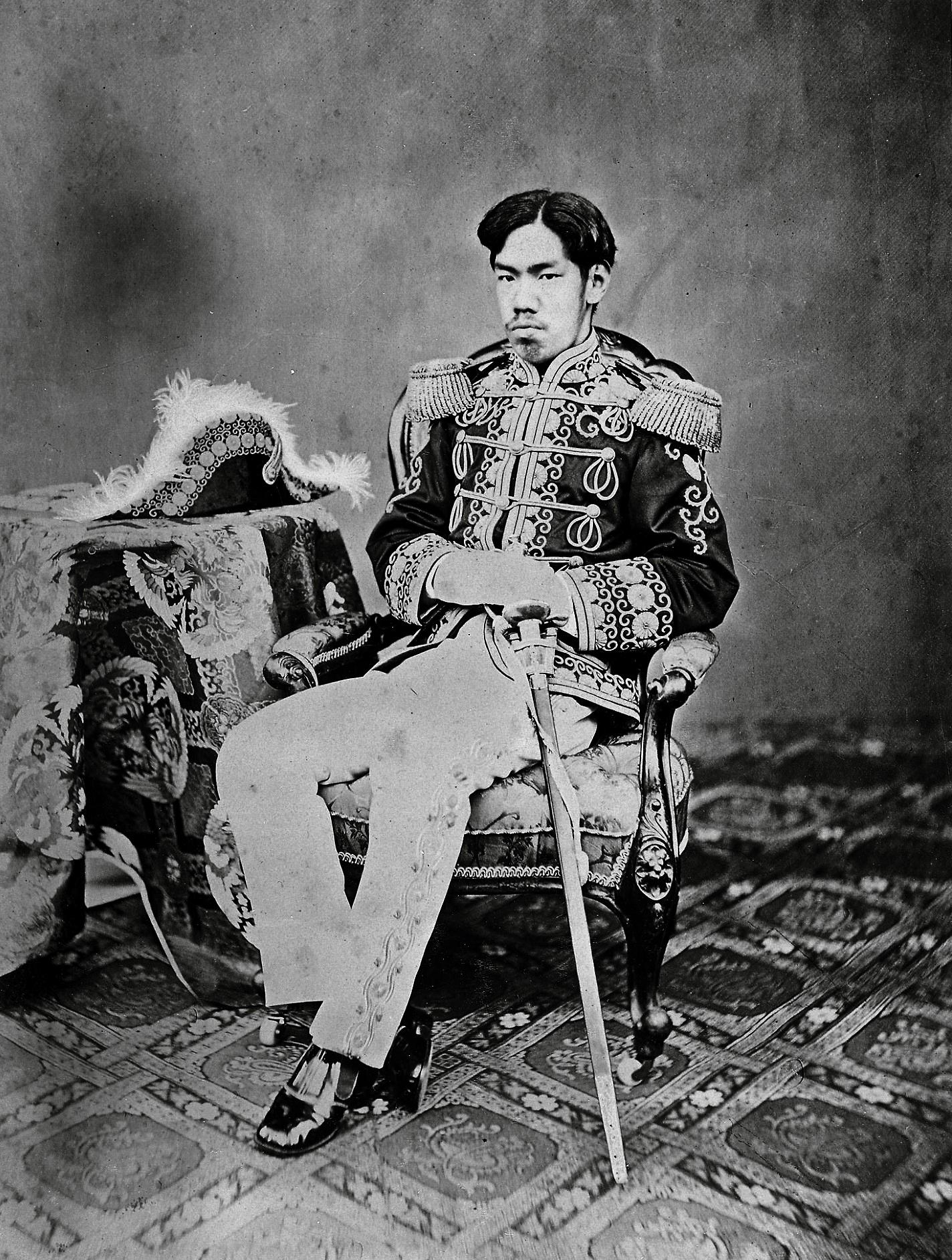 Císař Mejdži