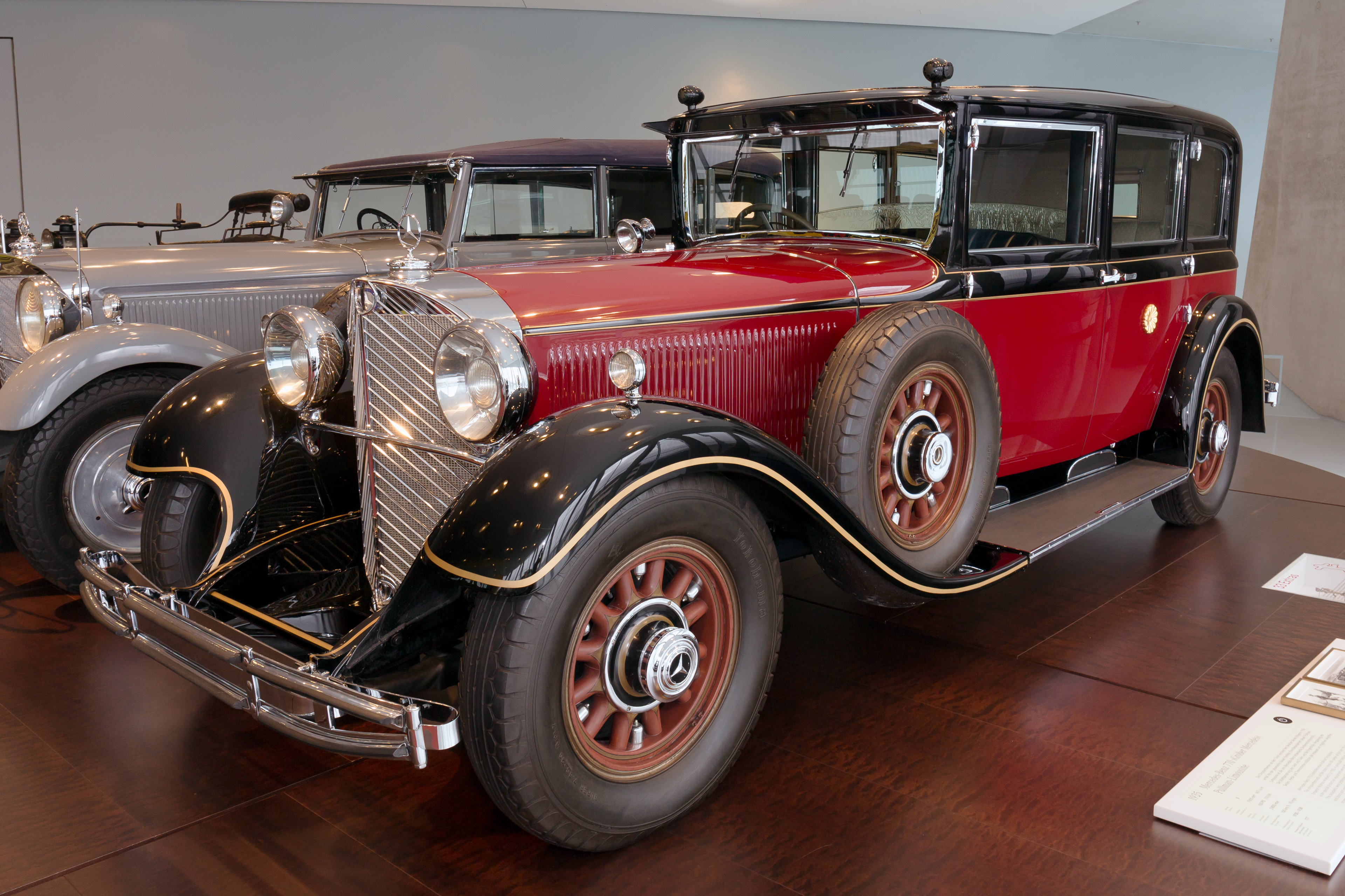 File:Mercedes-Benz 770 Pullman-Limousine of Showa Emperor ...