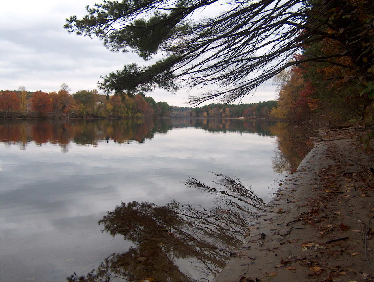 pictures of the merrimack river watershednew hampshire