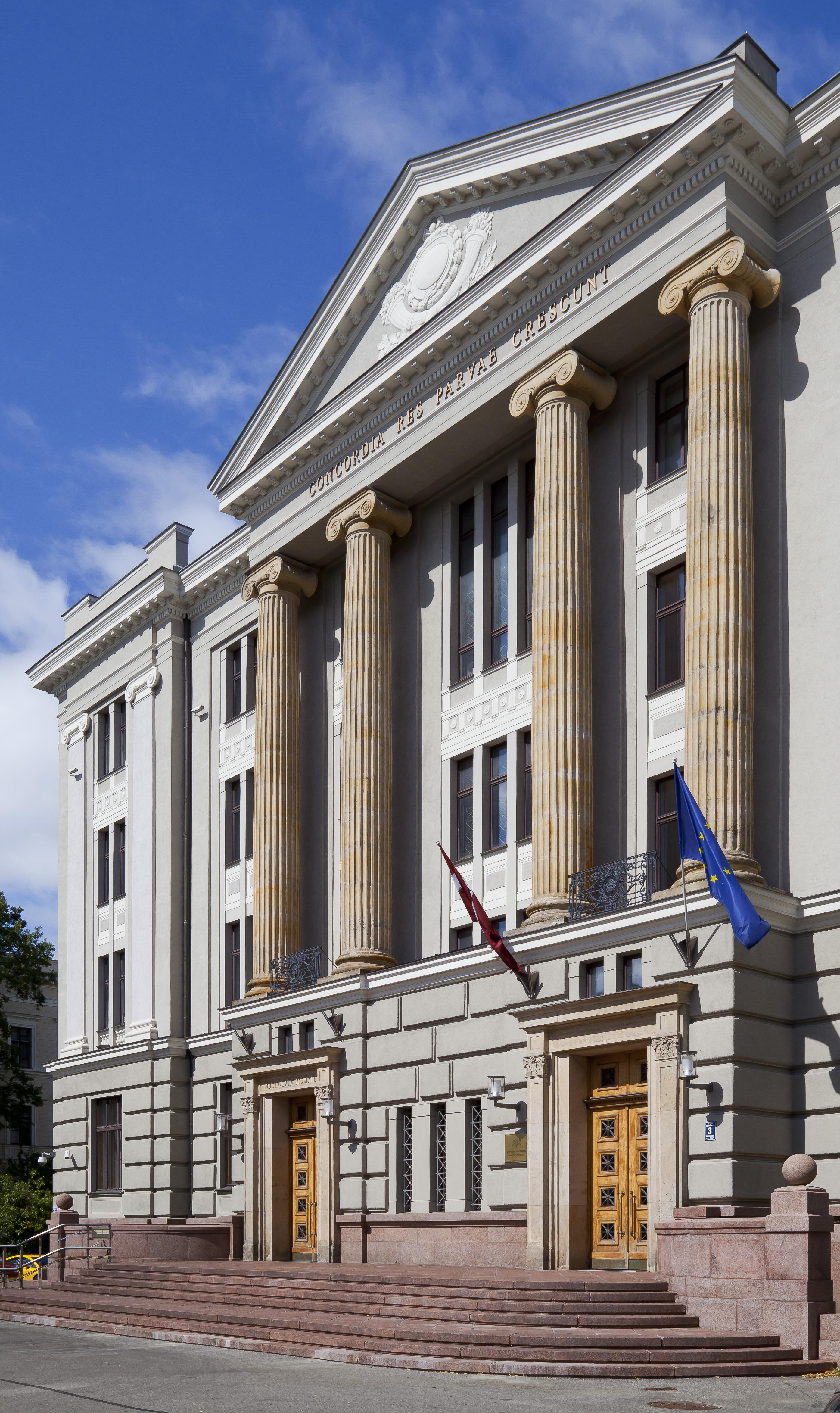 Archivo ministerio de asuntos exteriores riga letonia for Oposiciones ministerio de exteriores