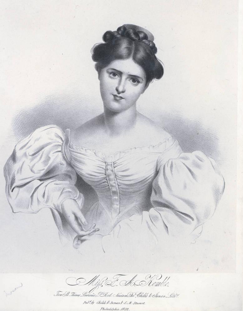 Image of Fanny Kemble