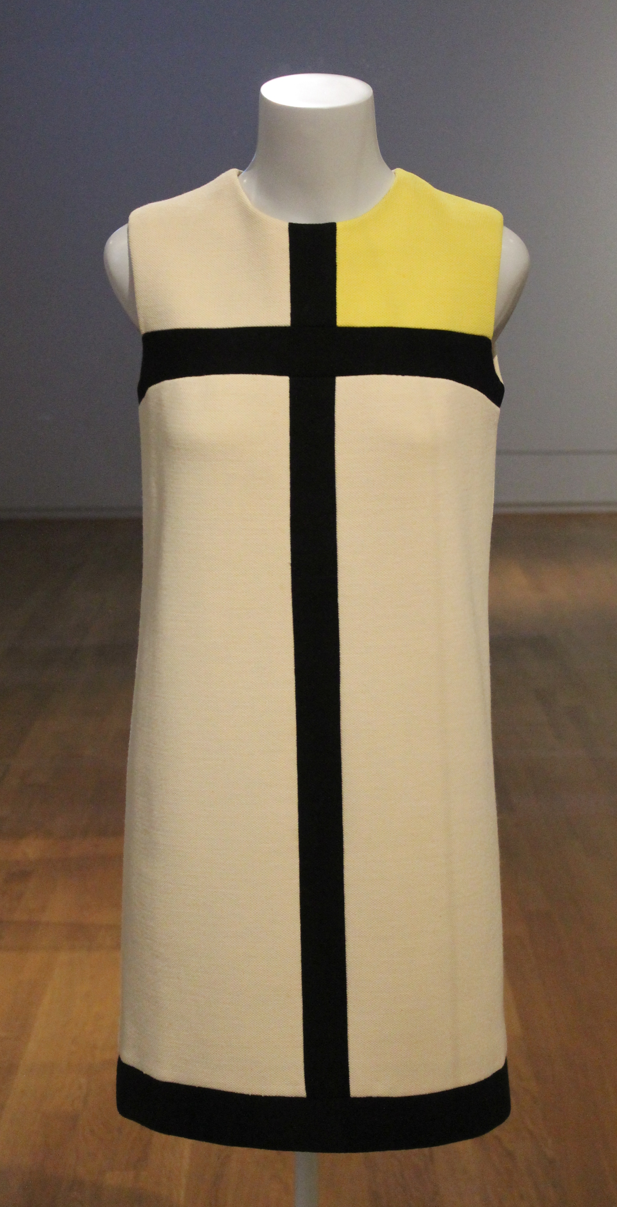 Mondrian-Kleid – Wikipedia