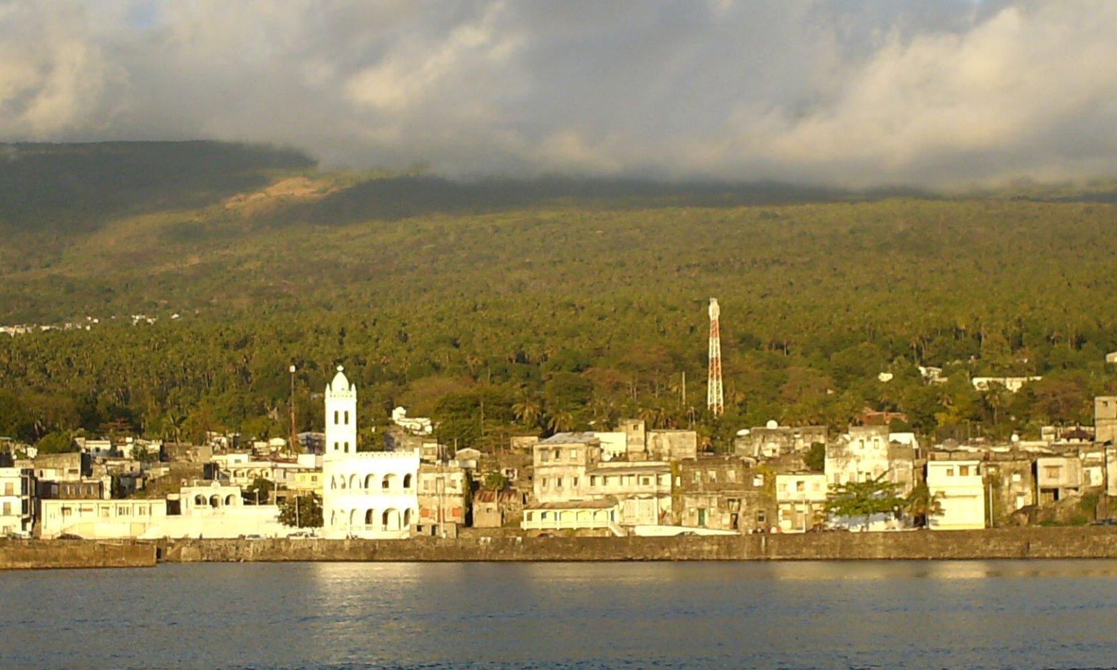 Moroni City