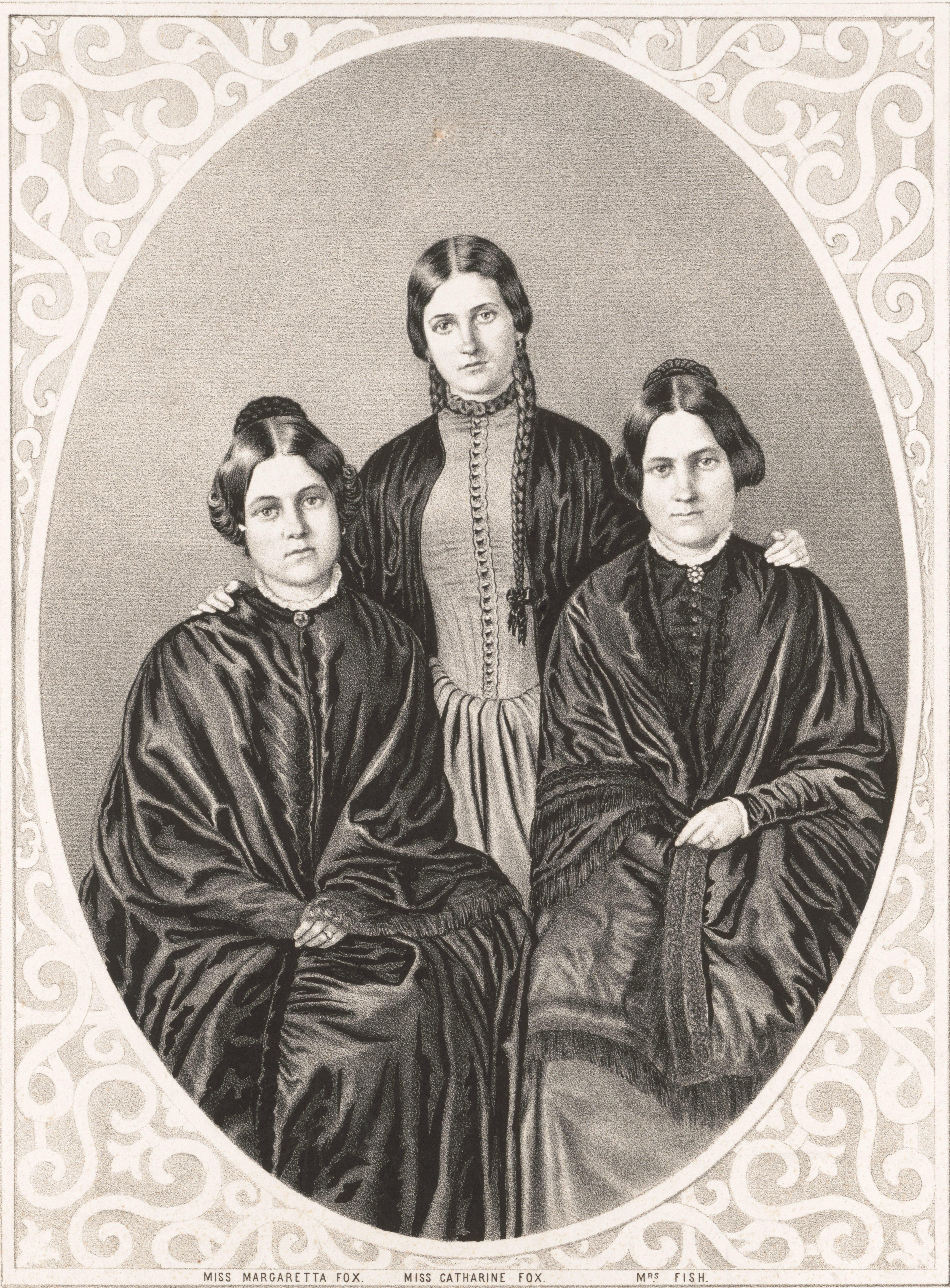 Fox sisters - Wikipedia